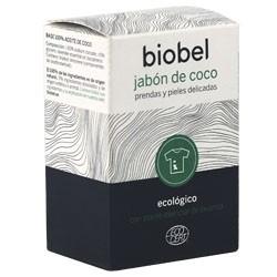 Jabón coco ecológico Biobel...